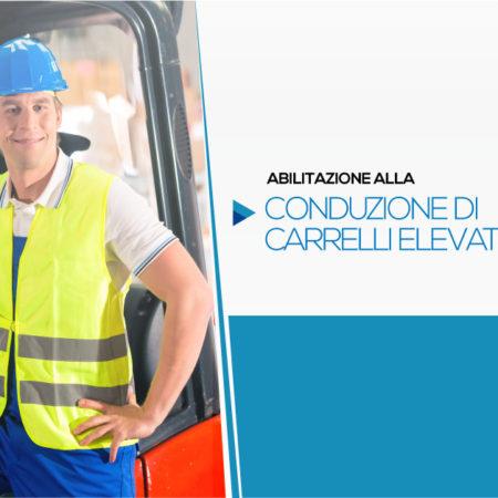 Corso di Abilitazione alla conduzione dei carrelli elevatori | Palermo