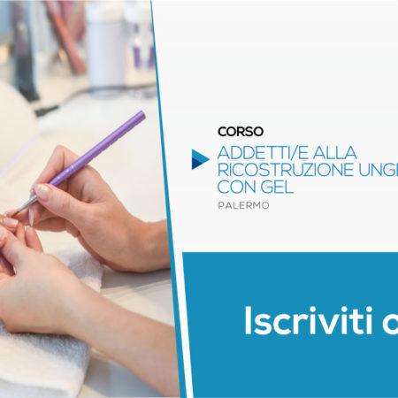 Corso per Addetto alla Ricostruzione Unghie con Gel | Palermo