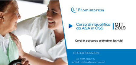 Corso di Riqualifica da ASA in OSS   Mantova