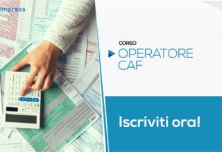 Operatore CAF | Promimpresa Italia