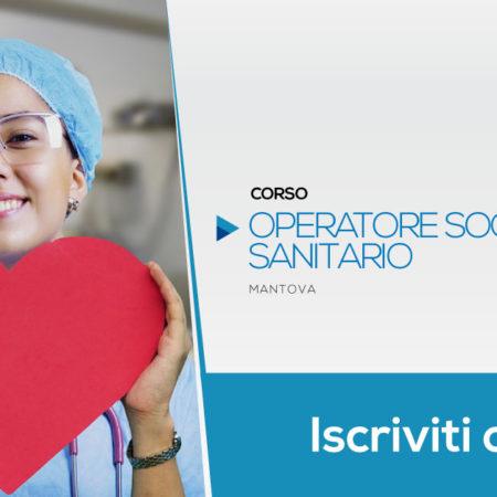 Corso OSS – Operatore Socio Sanitario | Mantova