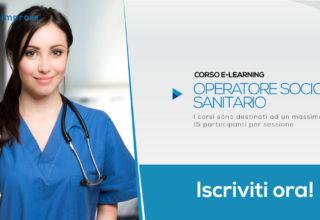 Corso OSS – Operatore Socio Sanitario in E-Learning | Mantova