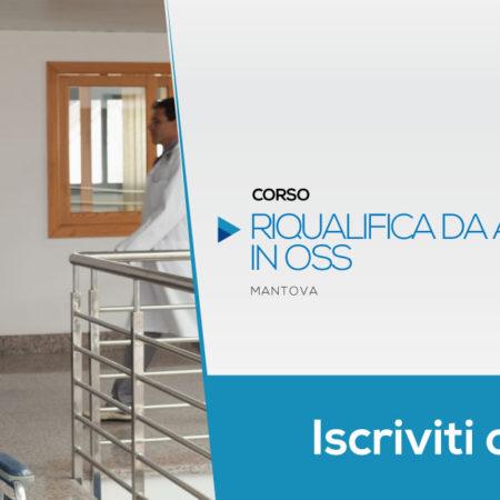 Corso di Riqualifica da ASA in OSS | Mantova