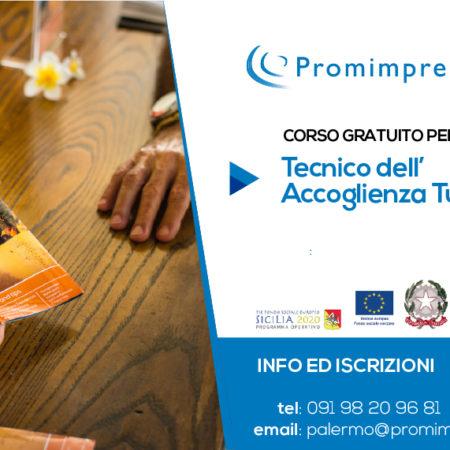 Corso gratuito: Tecnico dell'Accoglienza Turistica