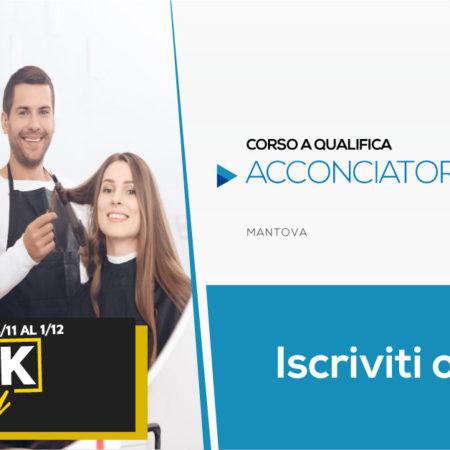 Corso a qualifica per Acconciatore | Bologna