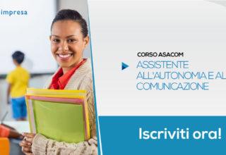 Corso ASACOM Assistente all'autonomia e alla comunicazione | Gela
