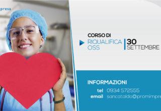 Riqualifica OSS – Operatore Socio Sanitario | San Cataldo