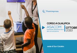 Corso ASACOM Assistente all'autonomia e alla comunicazione | San Cataldo