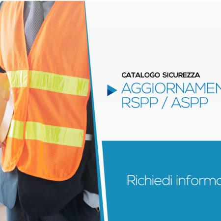 Corso di Aggiornamento per Responsabile RSPP/ASPP | Corsi Sicurezza sul Lavoro (PA)