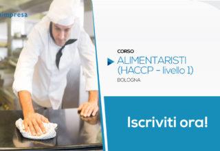 Corso per Alimentaristi (HACCP) Livello 1 (3 ore) | Bologna