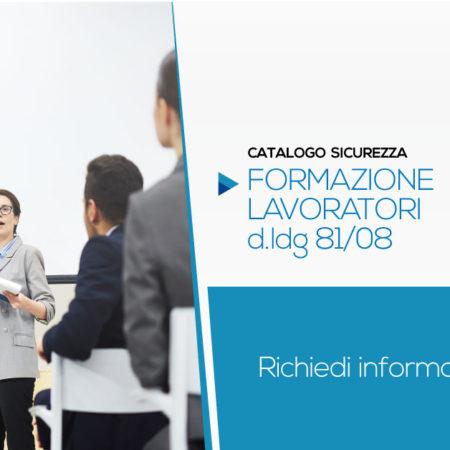 Formazione Lavoratori d.lgs 81/08 | Corsi Sicurezza sul lavoro Palermo