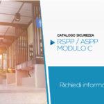 Corso Responsabile RSPP/ASPP Modulo C | Corsi sulla Sicurezza (PA)