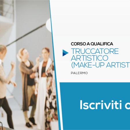 Corso per Truccatore Artistico (Make-Up Artist) | Palermo