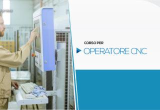 Corso per operatore CNC | Bologna