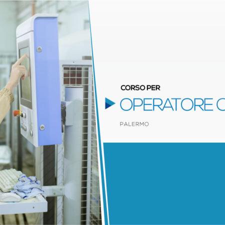 Corso per operatore CNC | Palermo