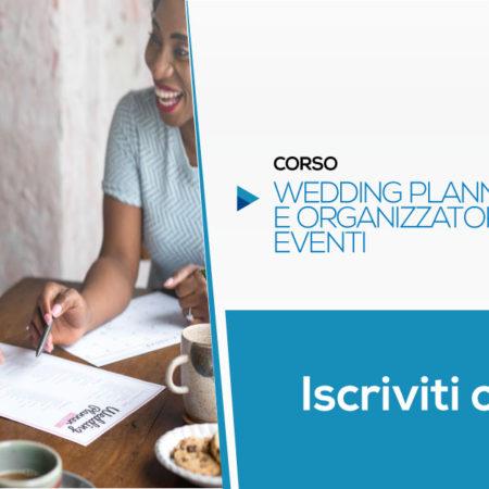 Corso per Wedding Planner ed organizzatore di eventi   Palermo