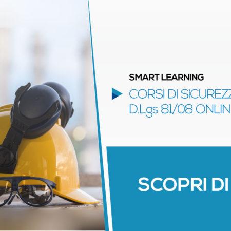 Corsi di Sicurezza in Smart Learning   Formazione Online