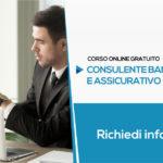 Corso per Consulente Bancario e Assicurativo (Gratuito) | Formazione Online