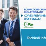 Corso per Responsabile Vendite (Soft Skills) | Formazione Online Gratuita con Attestato